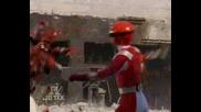 Power Rangers Operation Overdrive - 11