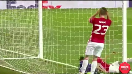 Highlights: Manchester United - Anderlecht 20/04/2017