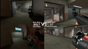 Bolt vs X7 - 2on2 - Team Fortress 2