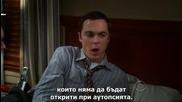Теория за големия взрив / The Big Bang Theory / S03 E09