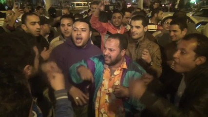 Egypt: Hundreds of taxi drivers protest cab-hiring apps