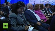 Russia: Political solution will get arms out of Ukraine - Putin