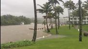 Фиджи: 5 жертви най-силната буря, регистрирана до момента в южното полукълбо