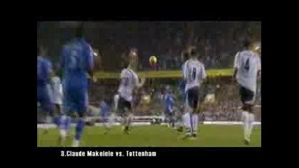 Chelsea Top 10 Goals By Balimez