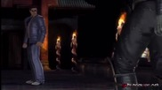 Mortal Kombat 9 Chapter 01 Johnny Cage