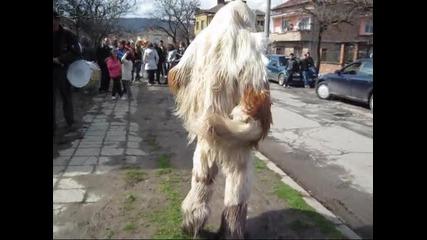 Средец - Кукеровден 2010 - Зачо Метлата