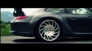 Widebody Porsche Gt3 с джанти Vossen Forged Vps-313