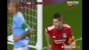 Liverpool Fc - Napoli 3 - 1 ! Unstoppable Gerrard