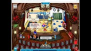 Club Penguin Play At The Stage - Basketball