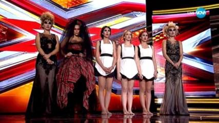 Манал Ел Фейтури напуска шоуто - X Factor Live (29.10.2017)