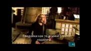 Nickelback - Hero ( Със Субтитри )