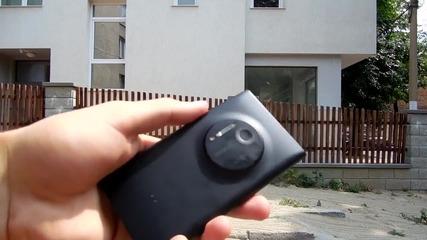 Nokia Lumia 1020 Видео Ревю - SVZMobile