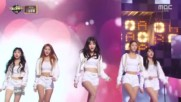 370.1224-4 Aoa - Heart Attack + Good Luck, Mbc Gayo Daejejeon 2016 (311216)