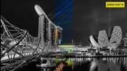 Страхотен танц на светлината - Сингапур