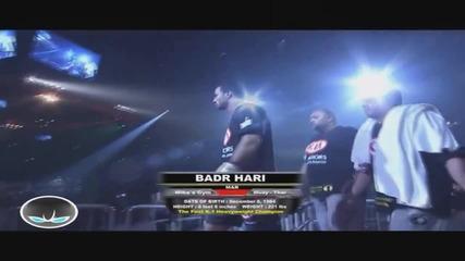 Badr Hari - Bad Boy (the Goldenboy)