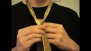 Научете Се Да Връзвате Вратовръзка
