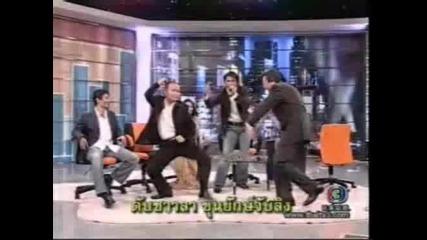 Tony Jaa - Beatbox И Рап