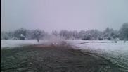 Mercedes Clk Snow Drift Bulgaria