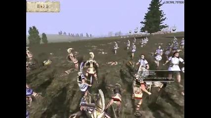 Rome Total War Online Battle #1412 Carthage vs Greece