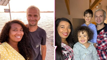Женен, с две деца и ипотечен кредит: Красивата и щастлива реалност за Део днес