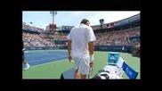Roger Federer - Amazing Shot