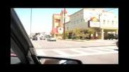 Не се закачай с Ford Mustang Launch на улицата