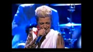 Поли Генова - На инат (на живо - втори полуфинал на Евровизия 2011 - Дюселдорф)