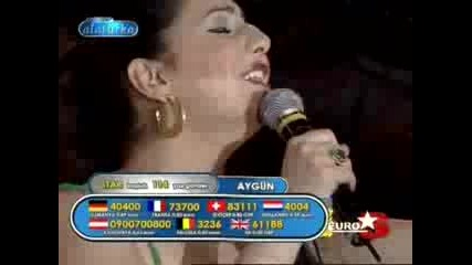 Aygun - Popstar Alaturka - Bilsem Ki