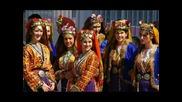 български носии от пиринска македония