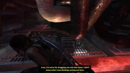 Tomb Raider 2013 - геймплей - епизод 26