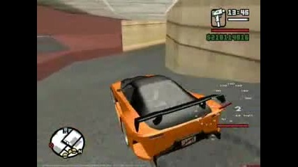 Gta San Andreas Drift