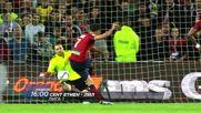 Футбол: Сент Етиен – Лил на 25 септември по DIEMA SPORT2