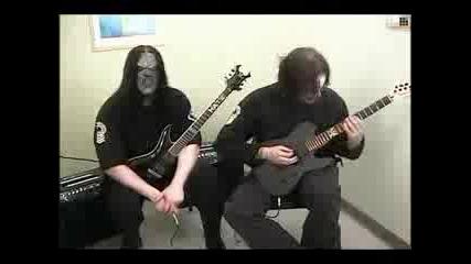 Mick & James Play Harmonic Minor Lick