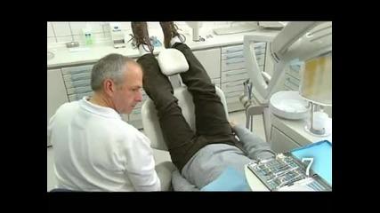 10 Неща, които не бива да правите когато сте на зъболекар