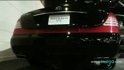 Научете повече за Maybach