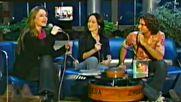 David Bisbal Entrevista Monterrey 2003