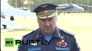 Russia: 'Control systems' failure led to fatal helicopter crash - Air Force C-in-C