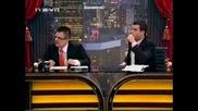 Глория в Шоуто на Иван и Андрей (25.12.2009) 2 част