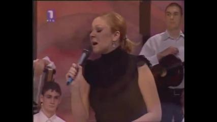 Ivana Selakov - Sto te nema - (Live) - Zikina sarenica - (TV RTS 2009)