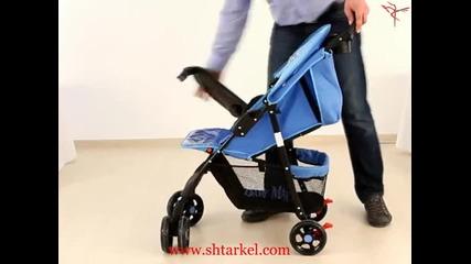 Детска количка Baby Max Karolina ( Каролина )