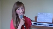 Малка сладурана пее прекрасно .. Connie Talbot