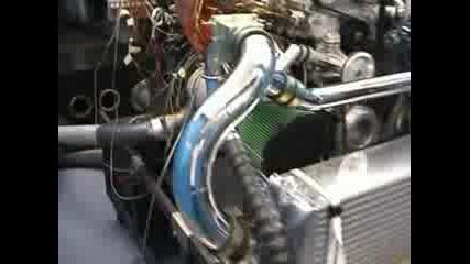 Тестове На Двигател На Опел Манта