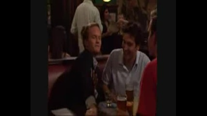 Himym - Season 3 Bloopers (part2)