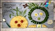 Испански великденски хляб и пролетна супа топчета - Бон Апети (13.04.2015)