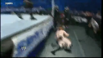 Smackdown 8.19.11/ 20 Man Battle Royal - #1 Contender For Wwe World Heavyweight Championship