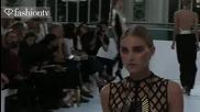 Sass & Bide Runway Show - London Fashion Week Spring 2012