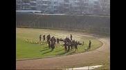 Тренировка На Ботев Пловдив 15.01.2007