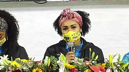 Ecuador: Weightlifter Neisi Dajomes receives hero's welcome after winning historic Olympic medal