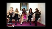 Pussycat Dolls - Interview @ Radio Fg.5