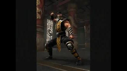 Mortal Kombat - Sub - Zero & Scorpion